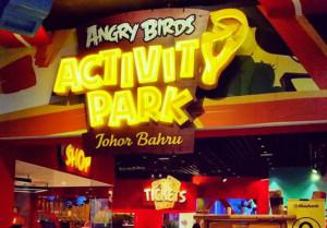 Angry Birds Activity Park Johor