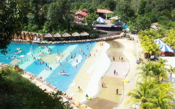 Bukit Gambang Theme Park
